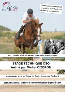 Stage technique CSO