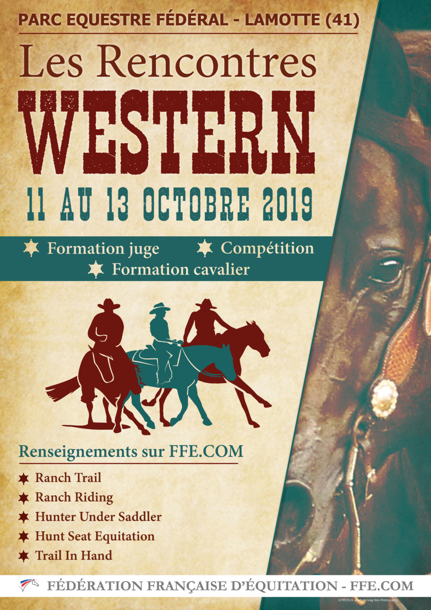 Les rencontres Western