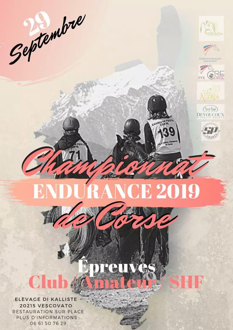 Championnat Régional d'Endurance