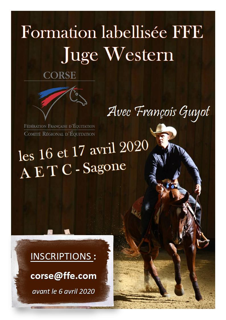 FORMATION ODC Juge Western
