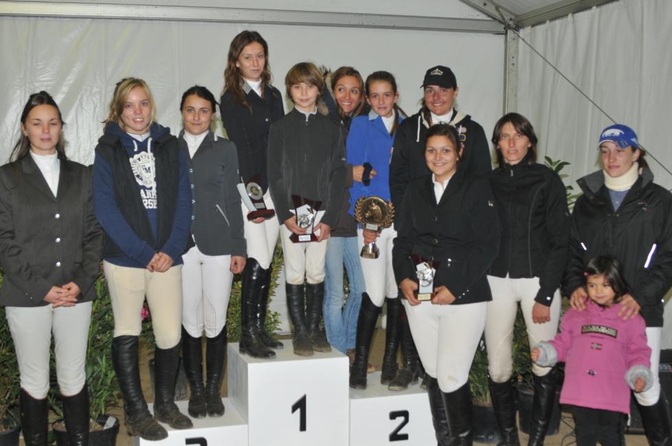 Championnat Régional SO-Ama/ Pro et Master Club 2, les 26/27/28 Octobre 2012 à Jump'in Borgo!!!