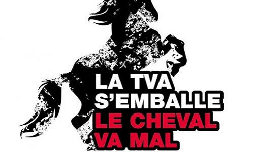 TVA et filière cheval