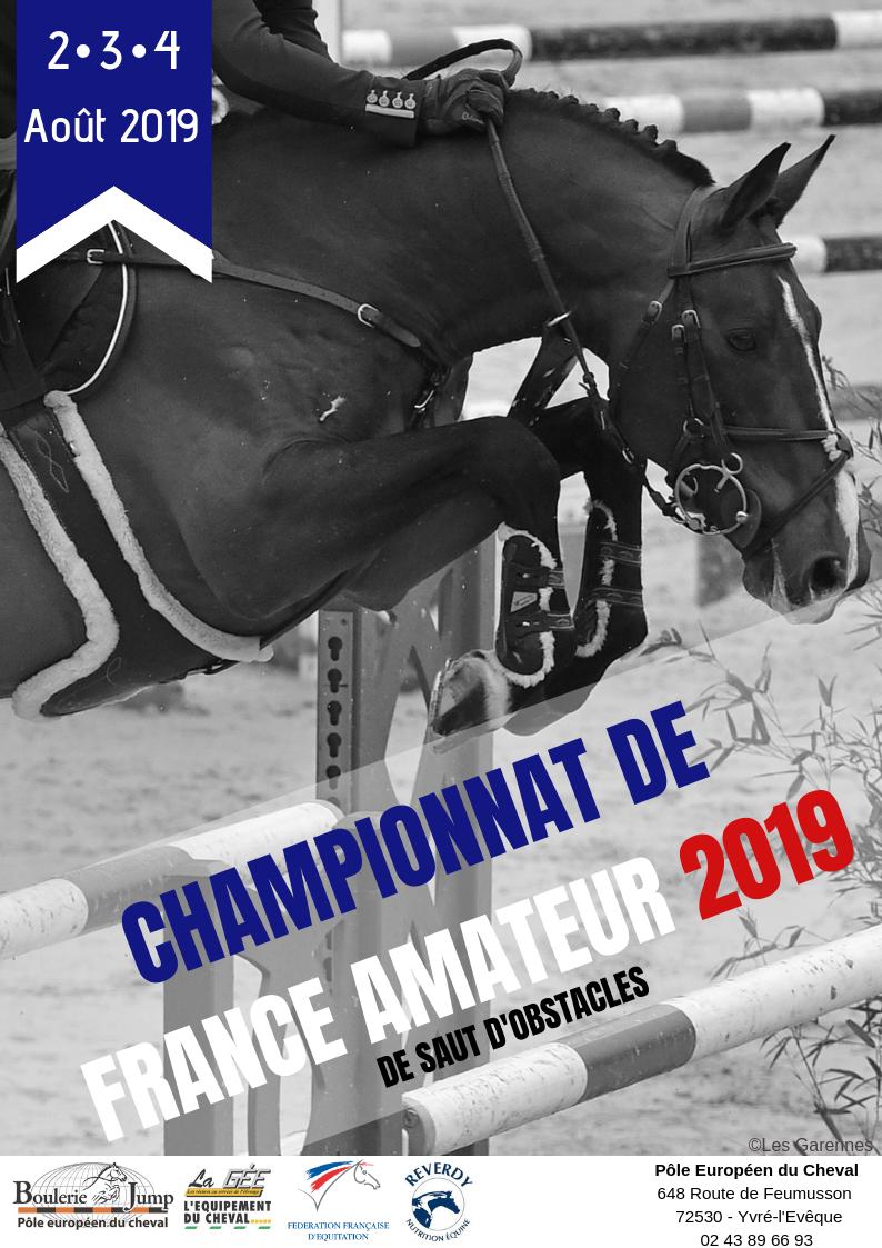 Championnats de France CSO Amateur