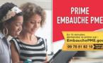 Prime Embauche PME