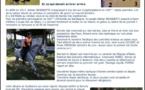 Feu d'artifice des cavaliers du CEER CORSE en Italie