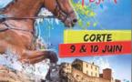 CAVALL'IN FESTA - Foire Régionale du Cheval - les 9 et 10 juin à Corte - concours Pony-Games et Equifeel