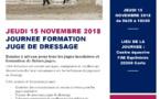 Formation 2018 - Juge Dressage
