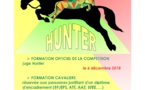 Formation 2018 HUNTER - Juge Hunter - Stage technique