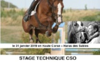 Stage technique CSO