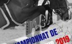 Classement provisoire Coupe de Corse CSO 2018/2019 - Sélection Championnat de France