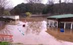 Aide aux centre équestres sinistrés de la tempête Fabien