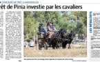 Article Corse Matin du 17 juin 2021