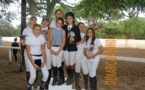 Résultats Championnat de Corse CSO Club- 29 septembre 2013- Haras des Sables- Biguglia