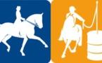 Concours de dressage C.E. de Balagne et concours Equifun Ajaccio Equitation dimanche 26 avril 2015