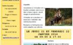 Formation aux techniques d'attelage et de traction Animale à F.A.E Equiloisirs le 21 et 22 janvier 2016