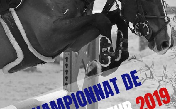 Résultats Championnat de France CSO Amateur 2019