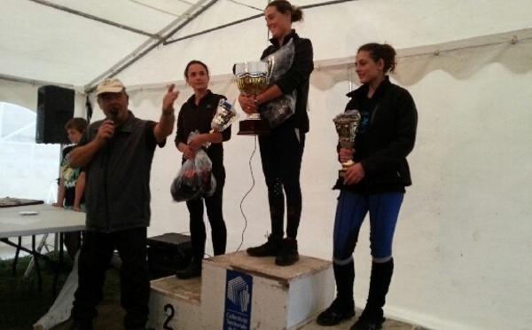 Résultats Championnats de Corse Endurance- Dimanche 20 octobre 2013- Ecuries de la Costa Verde